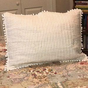 Other - Decorative Standard sz sham. Bedding or anywhere.